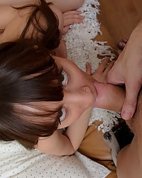 Beautiful cutie gets her pussy nailed