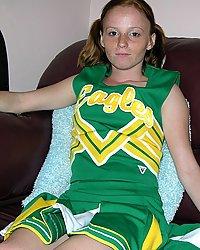 Nude cheerleader teen